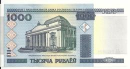 BIELORUSSIE 1000 RUBLEI 2000(2011) UNC P 28 B - Belarus