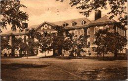 Delaware Newark Wolf Hall University Of Delaware 1943 - Autres