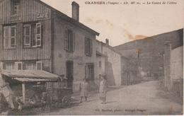 88 - GRANGES - LE COURS DE L'AITRE - ATTELAGE DE CHIEN - Granges Sur Vologne