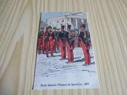 Ecole Spéciale Militaire De Saint-Cyr. - Militaria
