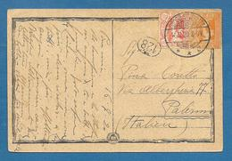 COMMISSION DU GOUVERNEMENT OBERSCHLESIEN GORNY SLASK 1920 - Covers & Documents