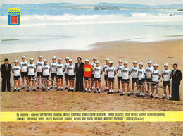 CARTE CYCLISME GROUPE TEAM TEKA 1977 FORMAT 15 X 20 - Cyclisme