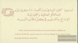 Algeria Mi.-number.: 880D/e MH (complete Issue) Stamp Booklet Unmounted Mint / Never Hinged 1985 Old Town Of Algiers - Algeria (1962-...)
