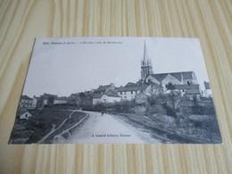 Médréac (35).L'Arrivée Route De Montauban. - France