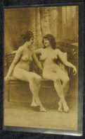 Femmes Nues Seins Nus Beaute Feminine Lesbiennes ? - Beauté Féminine D'autrefois < 1920