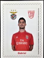 "Portugal, S.L. Benfica,  Magnet, Football Players, ""GABRIEL"" - Sport"