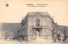 PEPINSTER - Monument érigé à La Mémoire De Nos Héros - Pepinster