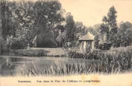 WAREMME - Vue Dans Le Parc Du Château De Longchamps - Waremme