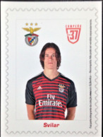 "Portugal, S.L. Benfica,  Magnet, Football Players, ""SVILAR"" - Sport"