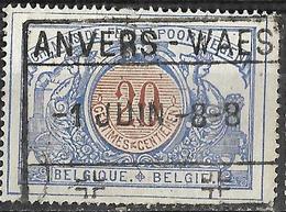 D0.636: ANVERS -WAES: TR30 - Bahnwesen