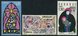 Uruguay 1975 Christmas Unmounted Mint. - Uruguay