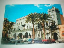 BENGHAZI-P.ZA MUNICIPIO-1968-AUTO-CAR-WW-!!!!!!!!!! - Libia