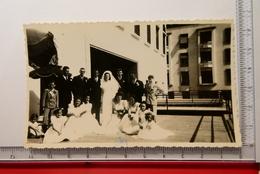 MAROC , Rabat  1942, Mariage De  Jean Labat &  Jacqueline Hutin , Photo Originale P203 - Personnes Identifiées