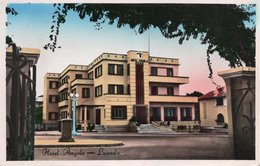 CT-03427- HOTEL ANGOLA - LUANDA  VIAGGIATA 1957 - Angola