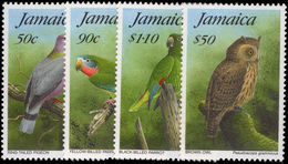 Jamaica 1995 Birds Unmounted Mint. - Jamaica (1962-...)