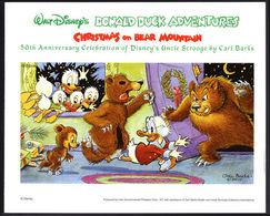 Guyana 1998 Uncle Scrooge Booklet Unmounted Mint. - Guyana (1966-...)