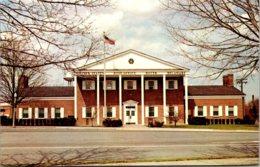 Delaware Dover New Post Office On Lockerman Street - Dover
