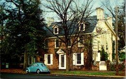 "Delaware Dover Ridgely House ""On The Green"" - Dover"