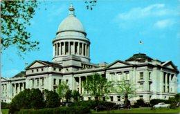 Arkansas Little Rock State Capitol - Little Rock
