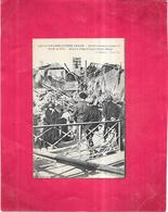LA GRANDE GUERRE De 1914 -18  - BAR LE DUC - Bombardements Allemands Maison PELGRIN - NANT3 - - Guerra 1914-18