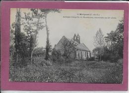 22.- MATIGNON .-  Antique Chapelle  De Montbram - France