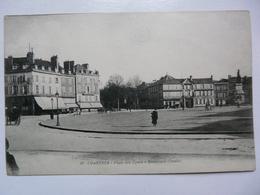 CPA 28 EURE ET LOIR - CHARTRES :Place Des Epars - Chartres