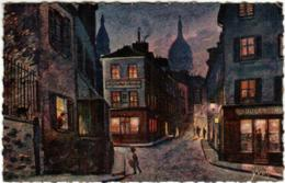 31ng 1537 CPA - PARIS - MONTMARTRE - PLACE J. B. CLEMENT - Places, Squares
