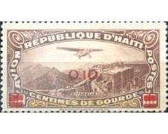 Ref. 323590 * MNH * - HAITI. 1944. AIRPLANE . AVION - Haïti