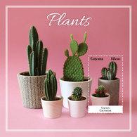 Guyana   2019  Plants, Cactus  I202001 - Guyana (1966-...)