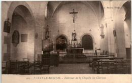 31ost 812 CPA - PARAY LE MONIAL - INTERIEUR DE LA CHAPELLE DES CLARISSES - Paray Le Monial