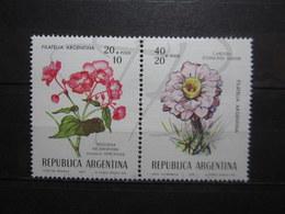 VEND BEAUX TIMBRES D ' ARGENTINE N° 1055 + 1056 , XX !!! - Argentina