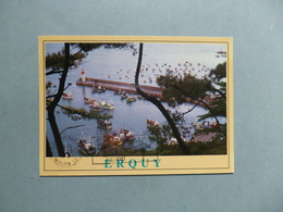 ERQUY  -  22  -  Le Port Vu Du Noirmont   -  Côtes D'Armor - Erquy
