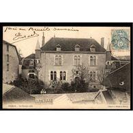 51 - ORBAIS L'ABBAYE (Marne) - Le Donjon - France