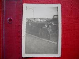 Photo Originale Belle Voiture Decapotable à Identifier . - Automobili