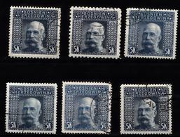 BOSNA BOSNIEN MICHEL 44 - 1850-1918 Empire