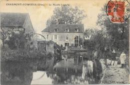 CHAUMONT GOUVIEUX : LE MOULIN LAGACHE - Autres Communes
