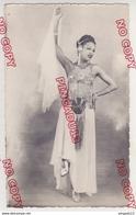 Au Plus Rapide Photo Grand Format Danseuse Orientale Orientalisme Danse Cabaret - Beroemde Personen
