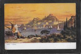 AK 0440  Perlberg , F. - Corfu ( Mittelmeer ) / Künstlerkarte Um 1910-20 - Perlberg, F.
