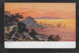 AK 0440  Perlberg , F. - Sebenico ( Mittelmeer ) / Künstlerkarte Um 1910-20 - Perlberg, F.