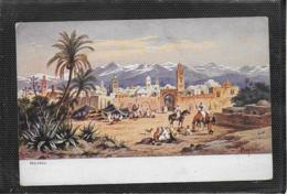 AK 0440  Perlberg , F. - Marokko ( Mittelmeer ) / Künstlerkarte Um 1910-20 - Perlberg, F.