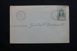 """CÔTE DES SOMALIS - Oblitération """" Djibouti Avion """" Sur Enveloppe En 1942 , Affranchissement Plaisant - L 55566 - Côte Française Des Somalis (1894-1967)"""