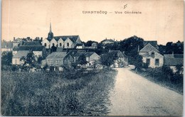 45 CHANTECOQ - Vue Générale Du Village - Altri Comuni