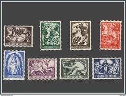 Belgium 0653/660**  Légendes Belges - MNH - - Neufs