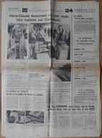 24 H Du Mans 1971.Lot D'articles Provenant De Différents Journaux. - Desde 1950