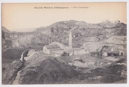 Almeria - Société Minière D'Almagrera - Mine Guadalupe - Almería