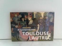 Postkartenbuch Henri De Toulouse-Lautrec - Zonder Classificatie
