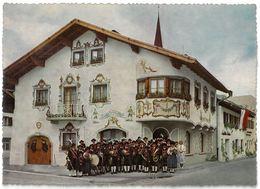 CPSM SEEFELD - Bürger Musikkapelle - Ed. KTV N°59 - Seefeld