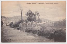 Almeria (Andalucia) - Société Minière D'Almagrera - Usine Centrale électrique - Almería