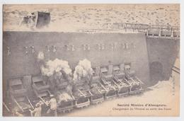 Almeria (Andalucia) - Société Minière D'Almagrera - Chargement Du Minerai Au Sortir Des Fours - Editeur Morin Paris - Almería