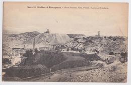 Almeria (Andalucia) - Société Minière D'Almagrera - Mines Alianza, Julia, Potosi Ancienne Fonderie - Editeur Morin Paris - Almería